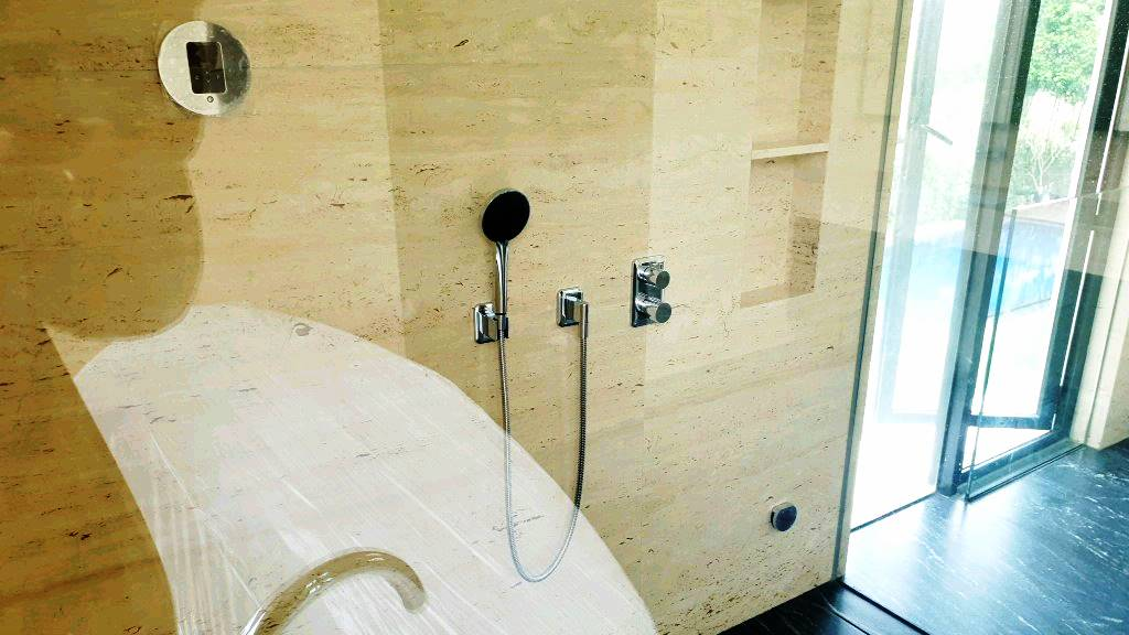 Steam Bath Design
